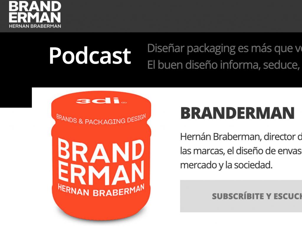 branderman logo